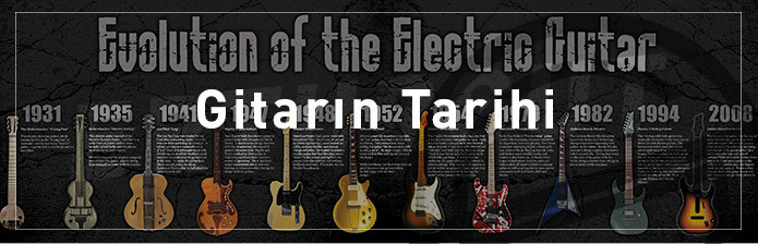 Gitarın-Tarihi
